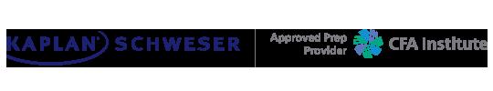 Kaplan Schweser Approved Prep Provider CFA® Institute